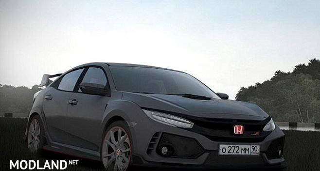 Honda Civic Type R 2018 [1.5.9]